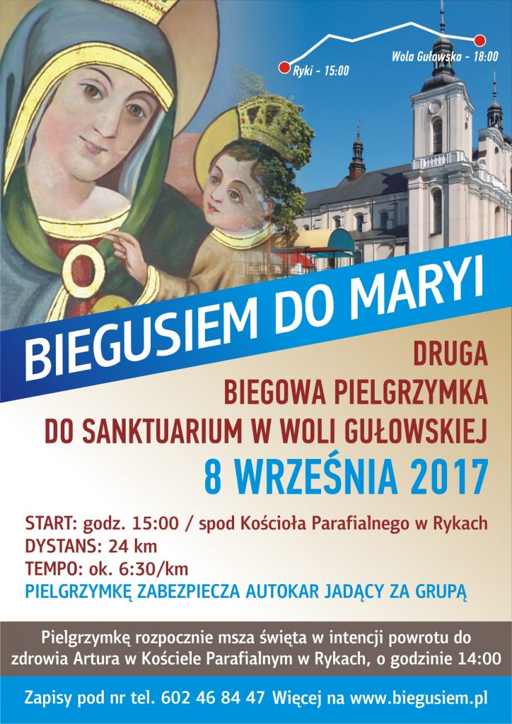 pielgrzymka plakat 2017